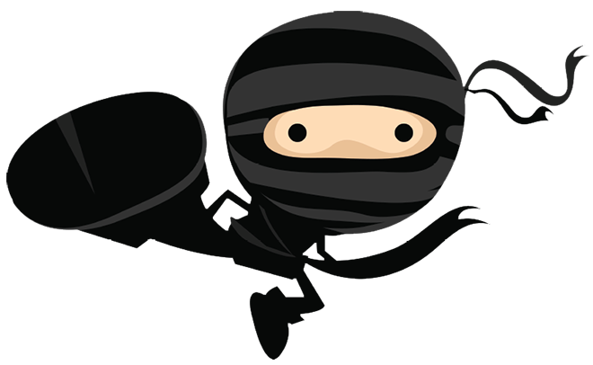 the gallery for gt cute ninja clipart